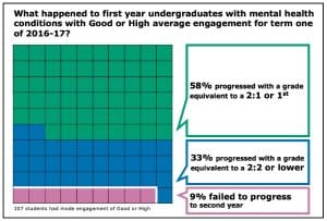 Undergraduates with Mental Health Conditions